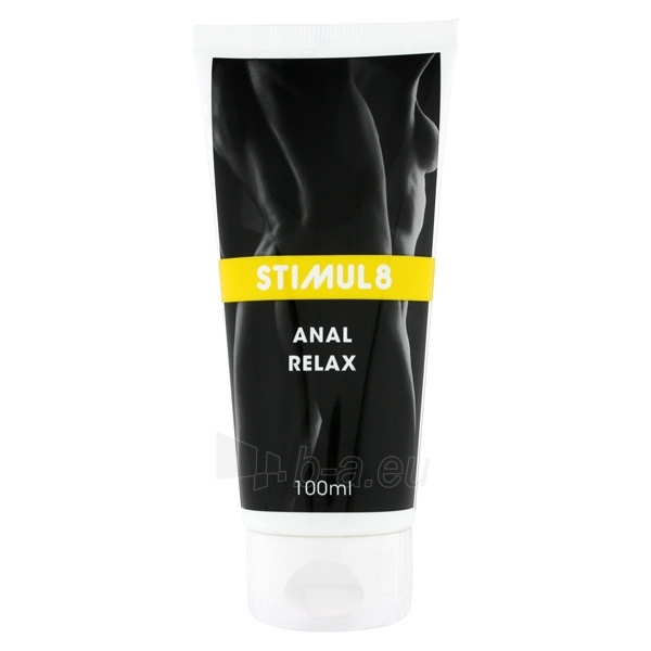 Analinis gelis Anal relax 100 ml Paveikslėlis 1 iš 1 2514123000047