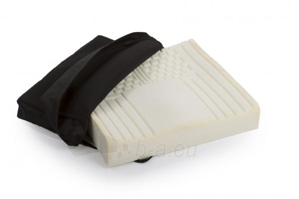 Anatominė pagalvėlė vežimėliui Viskoform, 42x42x8 cm Paveikslėlis 3 iš 5 310820154764