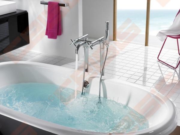Ant grindų montuojamas vonios/dušo maišytuvas ROCA Loft Paveikslėlis 6 iš 8 270721000546