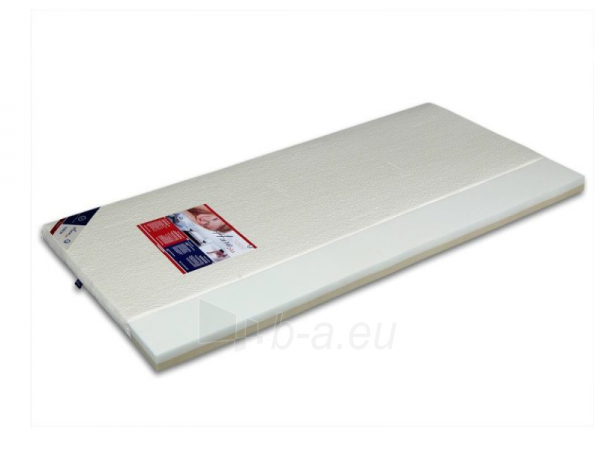 Anti Mattress DOMINO 195/200x120x6 cm Paveikslėlis 1 iš 2 250436001000