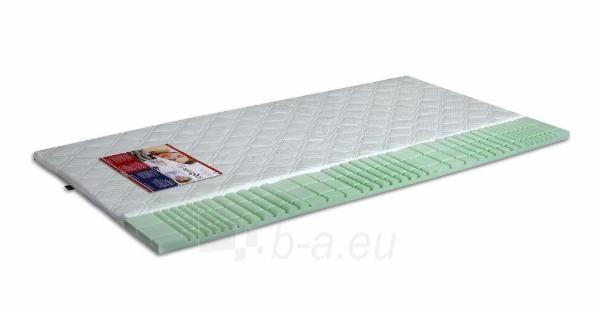 Mattress Viva 195/200x180x6 cm Paveikslėlis 1 iš 1 250436001854