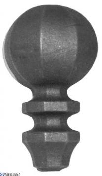 Nozzle circular 52 rutulys apkaltas, L07SH014 Paveikslėlis 1 iš 1 310820026254