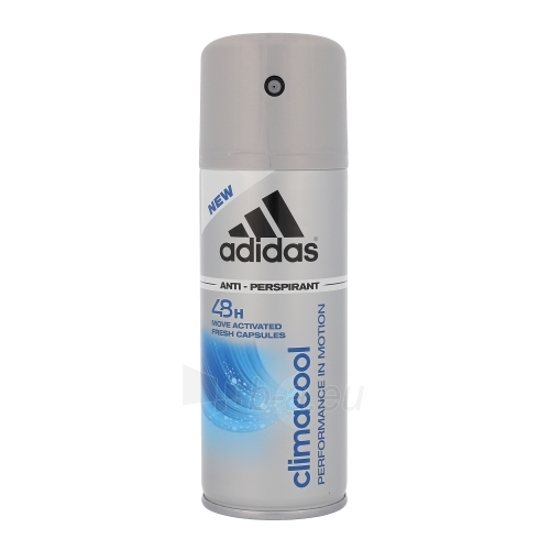 Antiperspirantas Adidas Climacool Antiperspirant 150ml. Paveikslėlis 1 iš 1 2508910001243