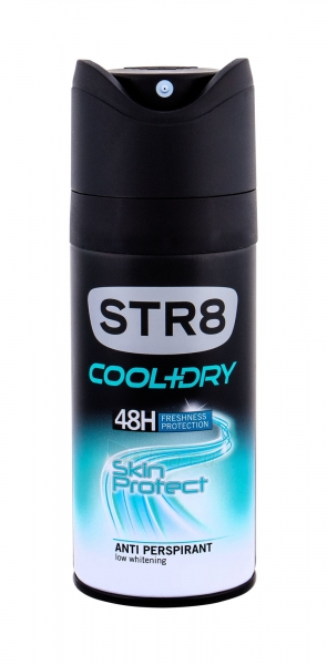 Antiperspirantas STR8 Skin Protect Antiperspirant 150ml Paveikslėlis 1 iš 1 310820169109