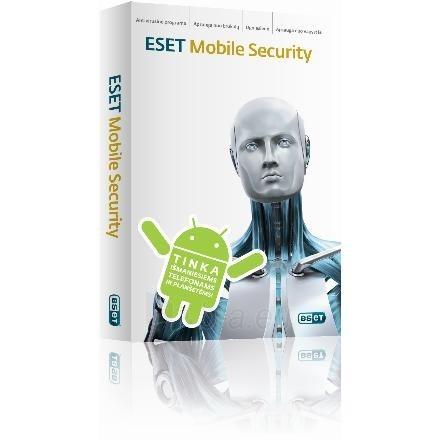 ESET Mobile Security BOX, 1-Device, 1 year Paveikslėlis 1 iš 1 250259700014