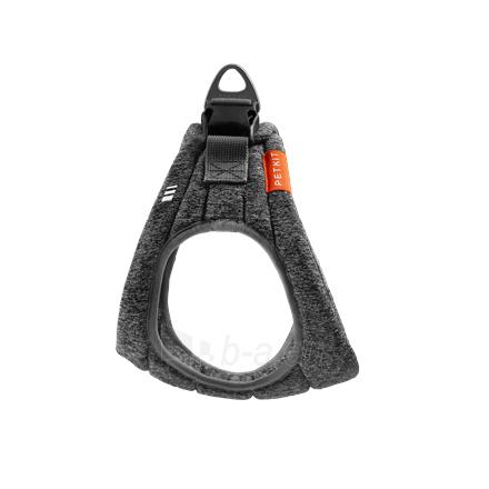 Antkaklis PETKIT Harness Air Pro S Grey Paveikslėlis 1 iš 3 310820168894