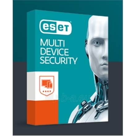 Antvirusinė programa Eset Multi-Device Security Pack, New electronic