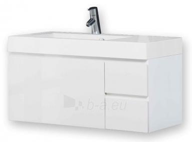 The lower cabinet without washer EUMAR EEA90-BA, white Paveikslėlis 1 iš 1 250401000181