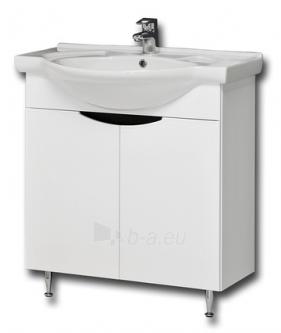 The lower cabinet with wash basin 75 cm RASA RA75-3 Paveikslėlis 1 iš 2 250401000213