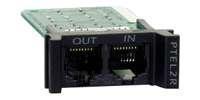 APC 2-LINE TELCO SURGE PROT. MODULE, 1U Paveikslėlis 1 iš 1 250254300082