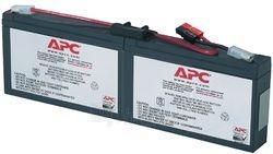 APC keičiamas baterijų modulis RBC18 Paveikslėlis 1 iš 1 250254301183
