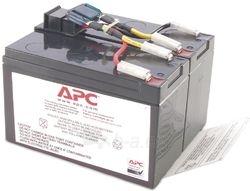 APC keičiamas baterijų modulis RBC48 Paveikslėlis 1 iš 1 250254300925