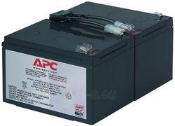 APC keičiamas baterijų modulis RBC6 Paveikslėlis 1 iš 1 250254300929