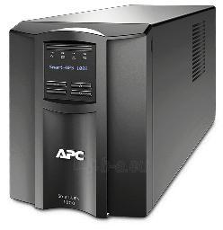 APC Smart-UPS 1000 VA LCD 230V Paveikslėlis 1 iš 2 250254300859