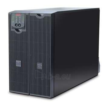 APC SMART-UPS ON-LINE RT 10000VA BLACK Paveikslėlis 1 iš 1 250254300113