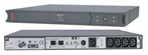 APC Smart-UPS SC 450VA 1U RM/Tower Paveikslėlis 1 iš 1 250254300676