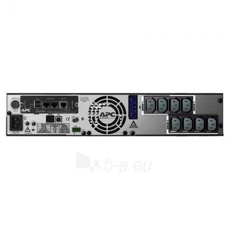APC SMART-UPS X 1500VA RACK/TW LCD 230V Paveikslėlis 1 iš 1 250254300136