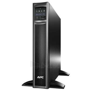 APC SMART-UPS X 750VA RACK/TW LCD 230V Paveikslėlis 1 iš 1 250254300137
