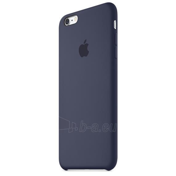 Apple iPhone 6s Plus silikoninis dėklas Midnight Blue Paveikslėlis 2 iš 3 310820042111