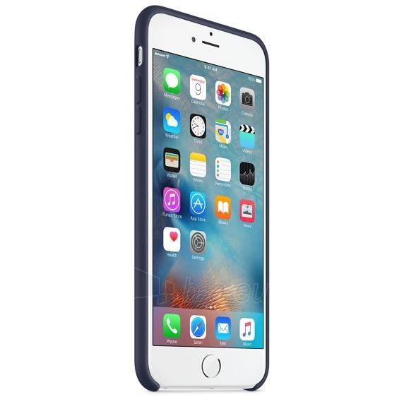 Apple iPhone 6s Plus silikoninis dėklas Midnight Blue Paveikslėlis 3 iš 3 310820042111