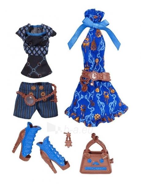 Apranga Mattel Barbie Y0402 / Y0407 Robecca Steam Monster High Paveikslėlis 1 iš 1 250710900212