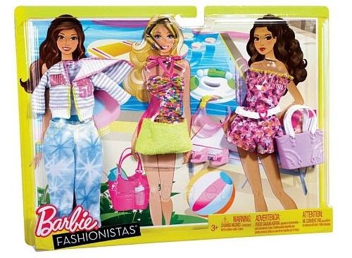 Apranga N8322 / W3175 Mattel Barbie Fashion Paveikslėlis 1 iš 1 250710900453