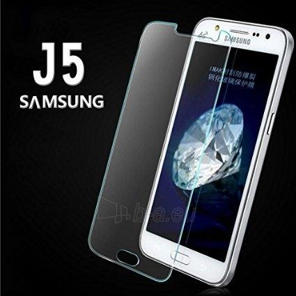 Apsauginis stiklas (Galaxy J5) Paveikslėlis 1 iš 1 310820025302