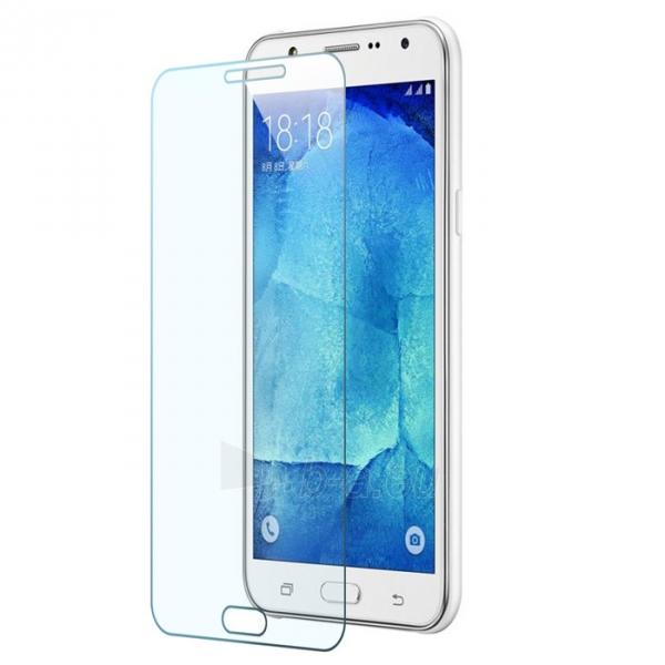 Apsauginis stiklas (Galaxy J7) Paveikslėlis 1 iš 1 310820025303