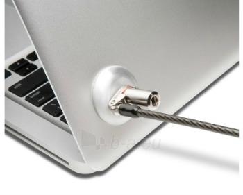 Apsauginis troselis Kensington Keyed UltraBook® Laptop Lock Paveikslėlis 1 iš 2 250256600322