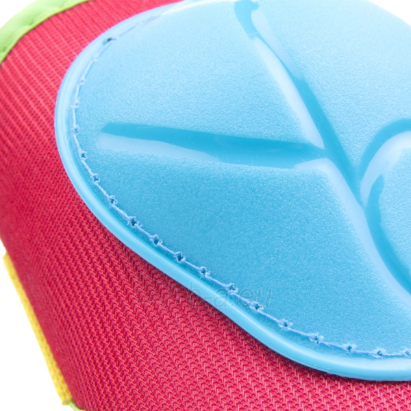 Apsaugų rinkinys Spokey BUFFER, mėlynos spalvos Paveikslėlis 5 iš 12 310820084046