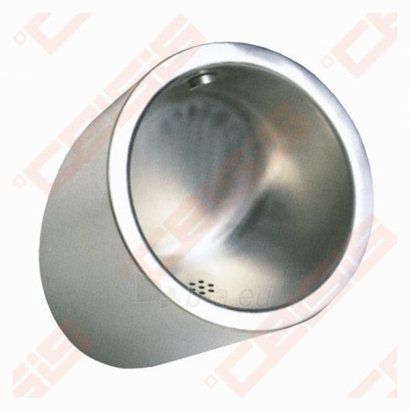 Apskirtas nerūdijančio plieno piararas SANELA, antivandalinis Paveikslėlis 1 iš 2 270713000742