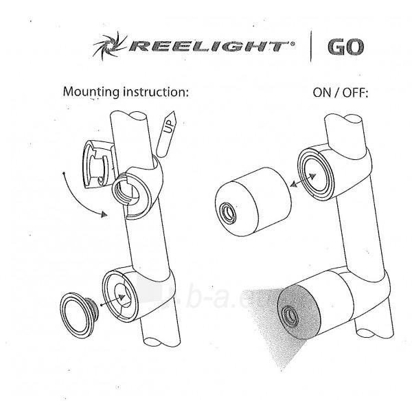Apšvietimo komplektas Reelight GO / Paveikslėlis 5 iš 5 310820088505