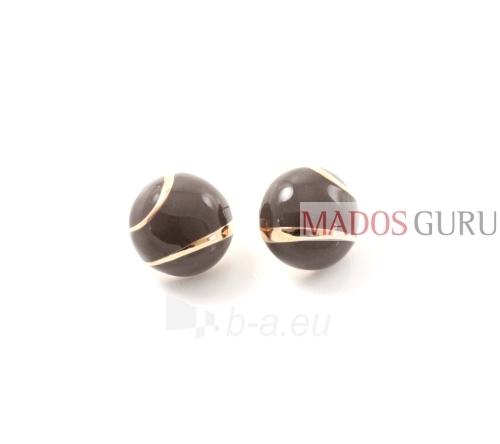 Round earrings A024 Paveikslėlis 1 iš 1 30070000118