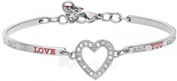 Apyrankė Brosway Steel bracelet Chakra with heart BHK166 Paveikslėlis 1 iš 3 310820173089