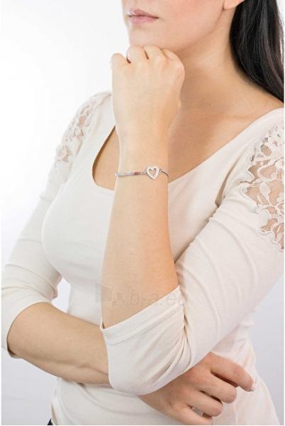Apyrankė Brosway Steel bracelet Chakra with heart BHK166 Paveikslėlis 2 iš 3 310820173089