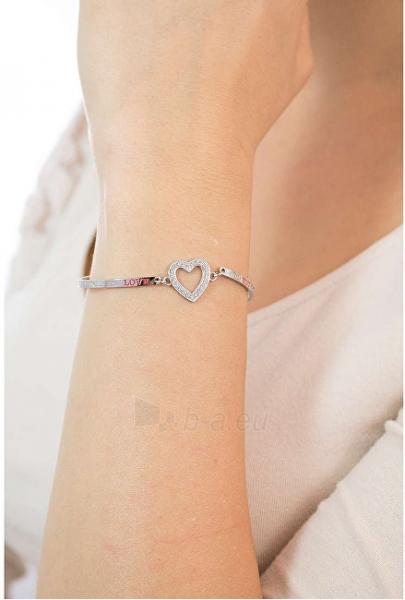 Apyrankė Brosway Steel bracelet Chakra with heart BHK166 Paveikslėlis 3 iš 3 310820173089