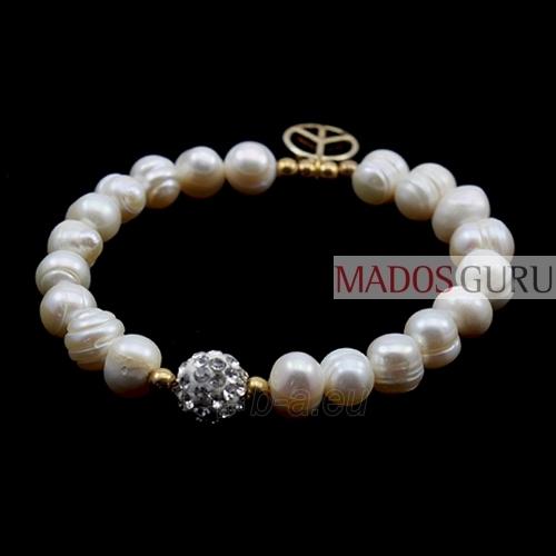 Perlų apyrankė P1443 Paveikslėlis 1 iš 1 30070101367
