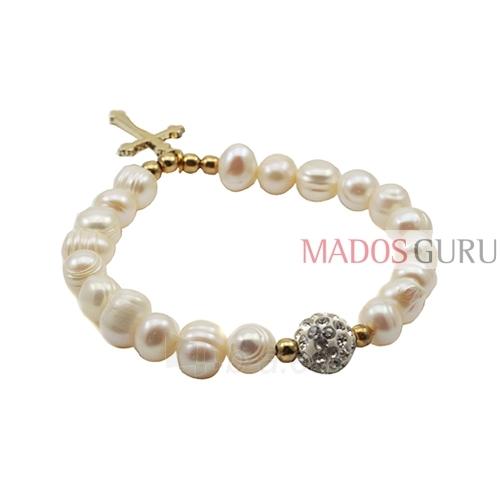 Perlų apyrankė P1445 Paveikslėlis 1 iš 1 30070101368
