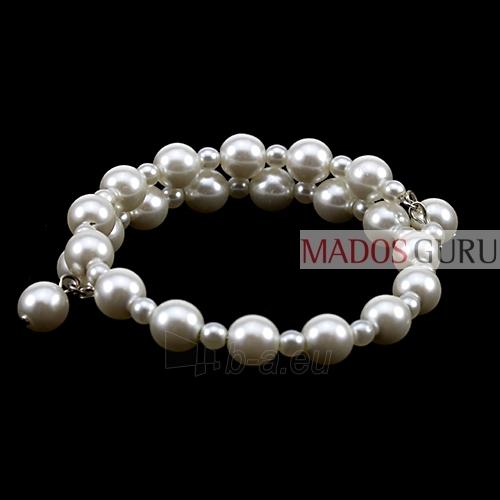 Perlų apyrankė P1496 Paveikslėlis 1 iš 1 30070101431