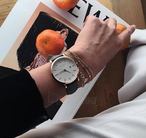 la meilleure attitude c037a 9c3d9 Apyrankė Rosefield Gold-plated silver bracelet Elizabeth JELG-J001