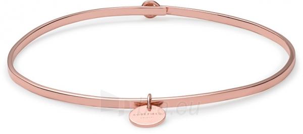 Apyrankė Rosefield Solid Wooster Bronze Bracelet JWORM-J017 Paveikslėlis 1 iš 4 310820126978
