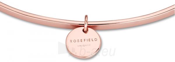 Apyrankė Rosefield Solid Wooster Bronze Bracelet JWORM-J017 Paveikslėlis 3 iš 4 310820126978