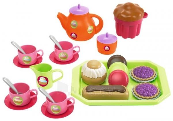 Arbatėlė su pyragaičiais Smoby 2615 Paveikslėlis 1 iš 2 310820050837