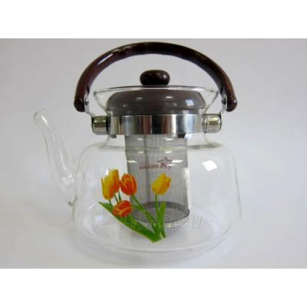 Arbatinukas stikl. 0.8L GK-800 Paveikslėlis 1 iš 1 310820061519
