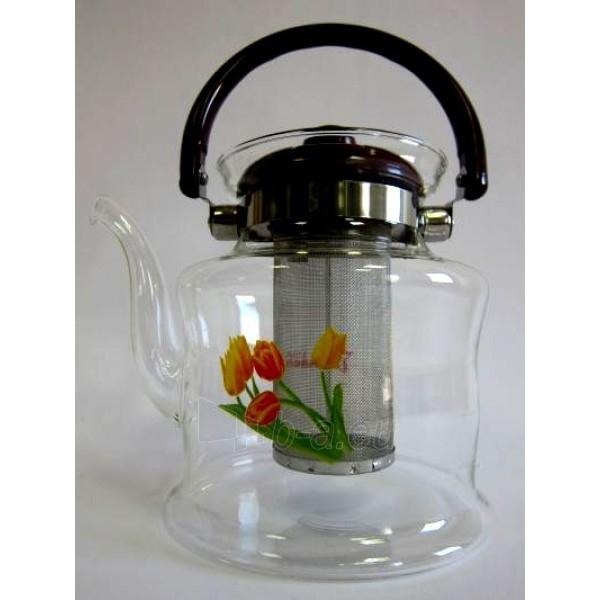 Arbatinukas stikl. 1.6L X3-2 Paveikslėlis 1 iš 1 310820040821