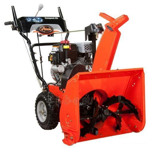 Sniego valytuvas Ariens ST22L Compact Paveikslėlis 1 iš 1 310820017695
