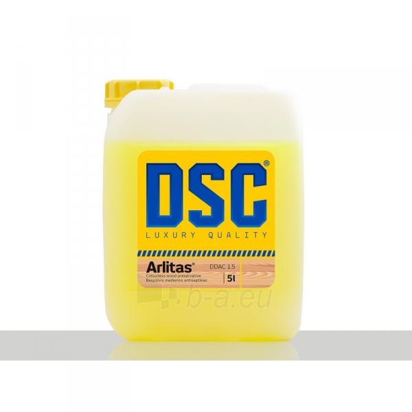 Arlitas DAC 1,5 colorless 5 ltr. Paveikslėlis 1 iš 1 236860000391