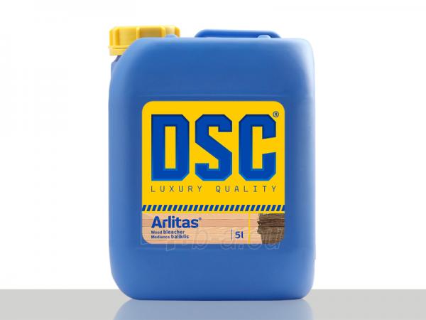 Arlitas DSC medienos baliklis 5 ltr. Paveikslėlis 1 iš 1 236640000080