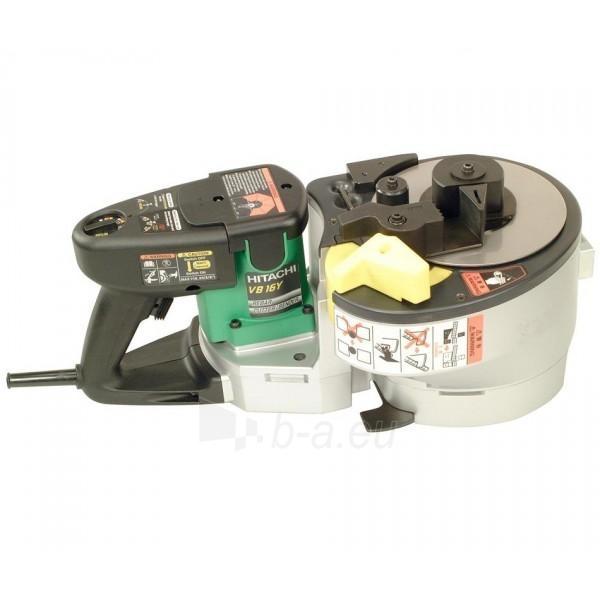 Armatūros lenkimo-kirpimo prietaisas Hitachi VB16Y Paveikslėlis 1 iš 1 300435000073