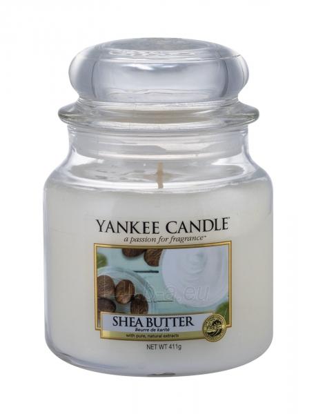 Aromatinė žvakė Yankee Candle Shea Butter Scented Candle 411g Paveikslėlis 1 iš 1 310820206982